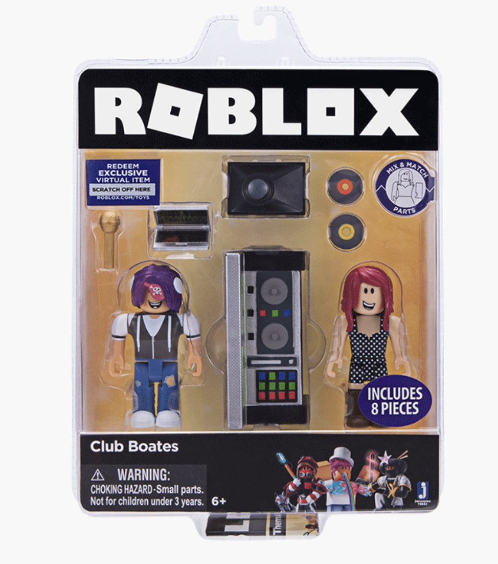 Roblox Item Info Roblox Club Boats Gift Set With Virtual Code Roblox Boating Gifts Minecraft Bedroom Decor