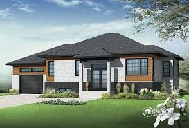 raised bungalow house plans - Google Search | Modern house ...