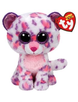 Serena Snow Leopard Beanie Boo (exclusive to Justice)  deffde9a7eae