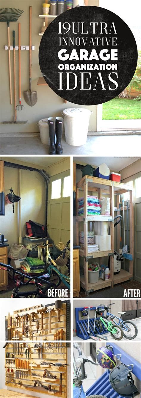 garage storage ideas diy garage wall storage ideas on innovative ideas for useful beds with storages how to declutter your bedroom id=12320