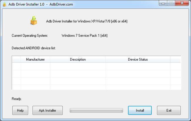Android Adb Drivers X64 Win7