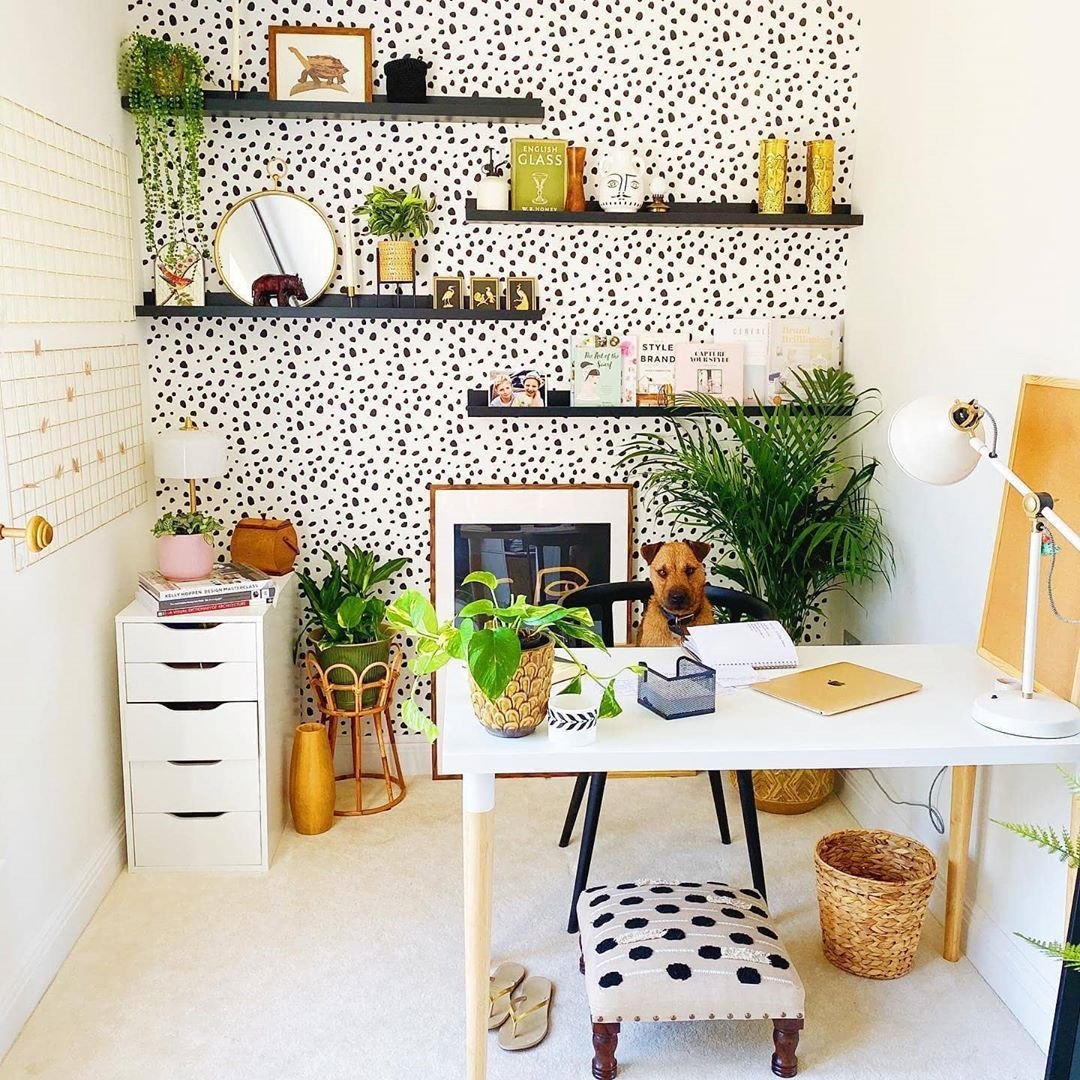Ikea Uk On Instagram Bring Forward Your Personality And Positive Energy In The Decoration You Choose To Make Your Workspace More Enjoyable Ikea Uk Ikea Decor