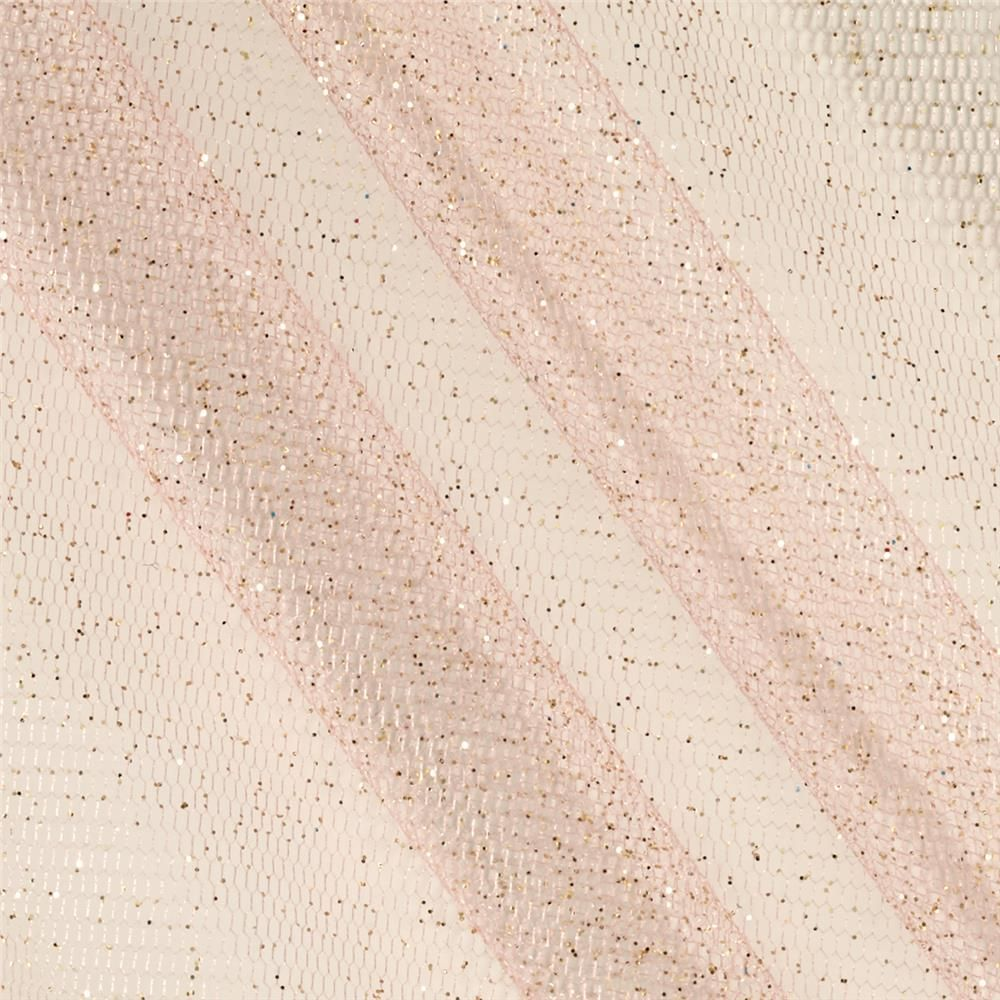 b97caa28af30 Sparkle Tulle Blush | Sewing | Tulle canopy, Pink tulle, Tulle fabric
