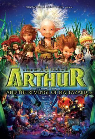 arthur and the revenge of maltazard free online