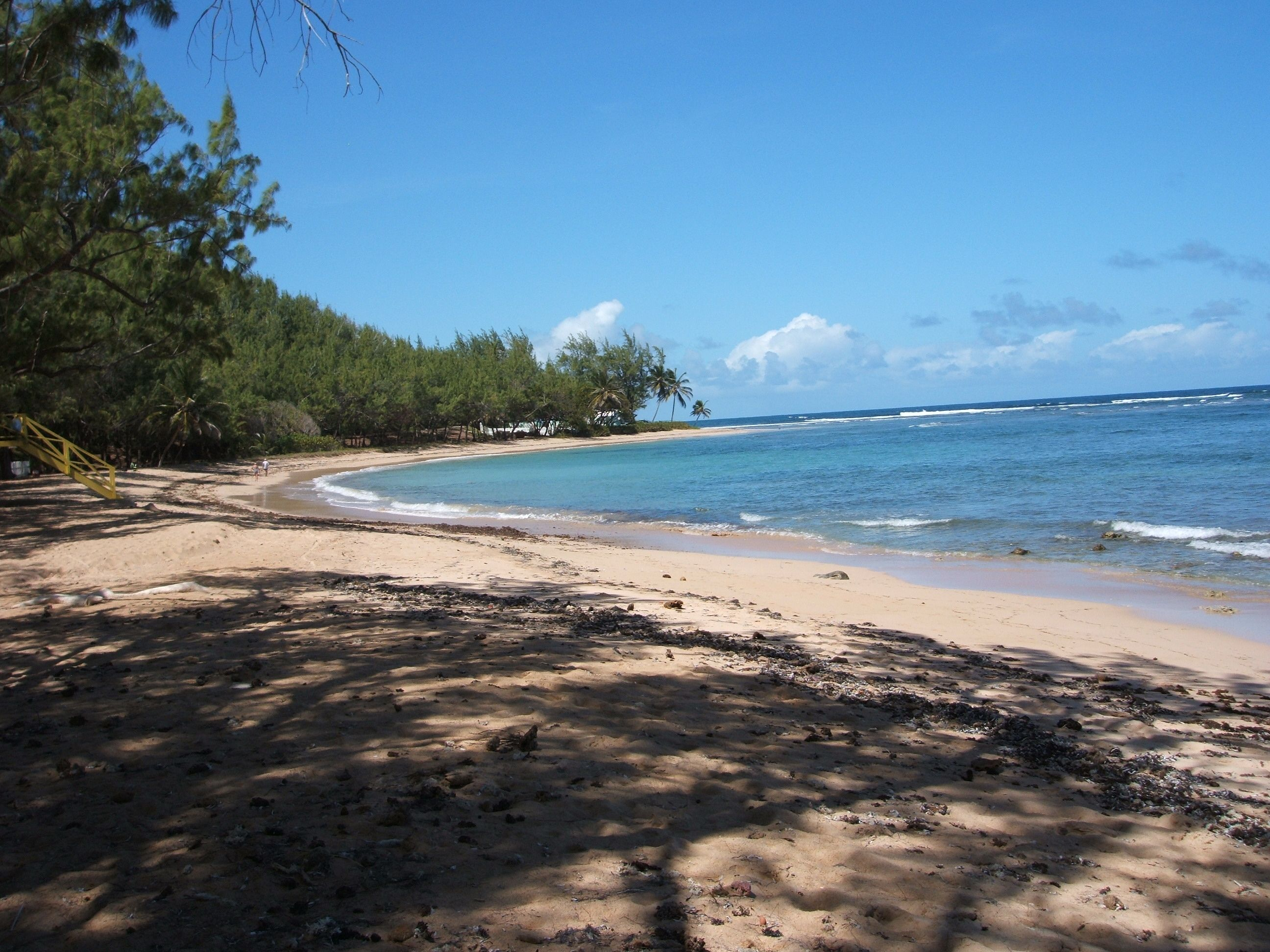 Beach Bath Bathsheba Barbados