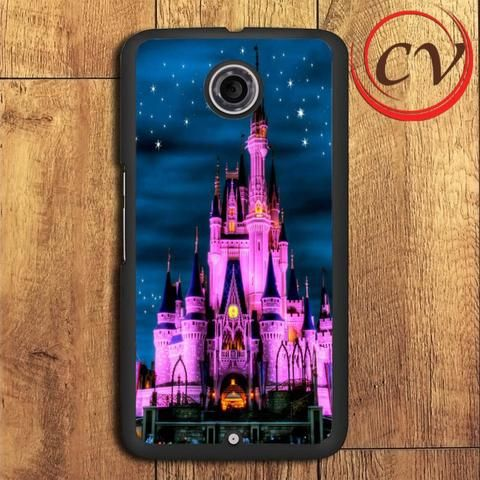 Disneyland Castle Nexus 5,Nexus 6,Nexus 7 Case