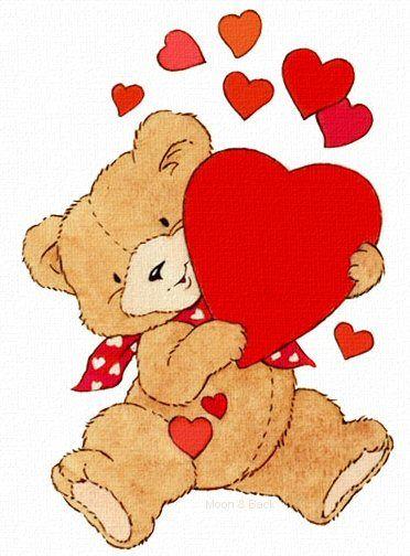 Valentine S Day Teddy Bear Clip Art Ted E Bears Valentines