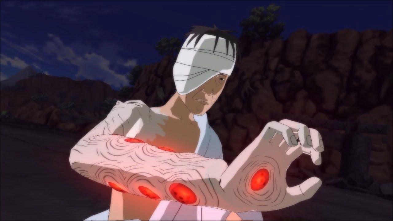 Danzo Izanagi Moveset Mod - Naruto Shippuden Ultimate Ninja