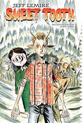 Sweet Tooth The Deluxe Edition Book Three von Jeff Lemire https://www.amazon.de/dp/1401267394/ref=cm_sw_r_pi_dp_x_d-OIybDQ28NVR