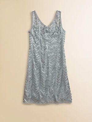 Sally Miller Girls Great Gatsby Sequin Dress #sallymiller