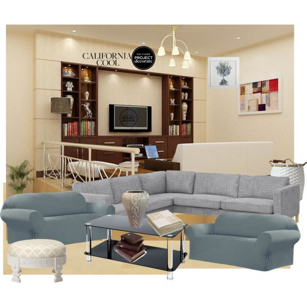 Project Decorate by coppin-s on Polyvore featuring interior