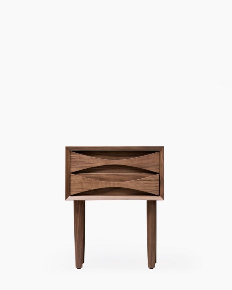 Get Easy Affordable Bedroom Storage With Rove Concepts Modern And Mid Century Nightstands