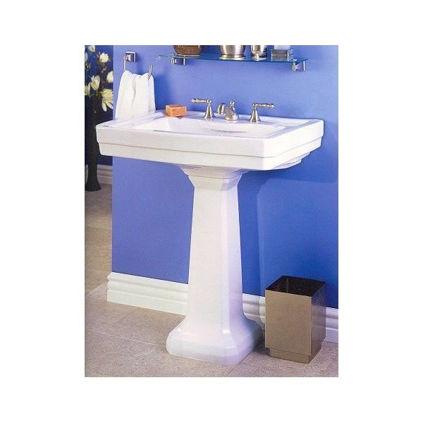 St. Thomas Creations Richmond Pedestal Lavatory Sinks - $400 for ...