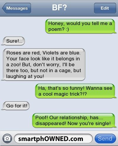 txt2nite - funny text messages