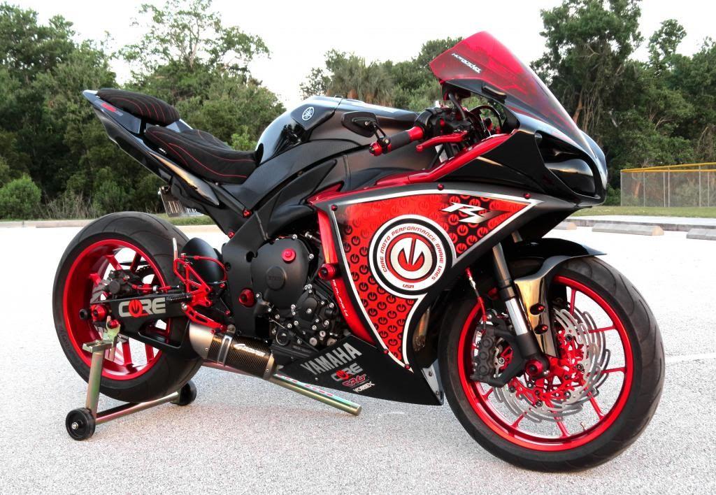 Core Moto 2009 Yamaha R1