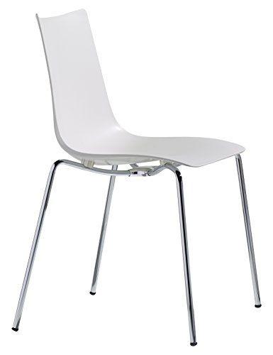 Parada One Design 2615 11 Zebra Techno Polymer Modern Stackable