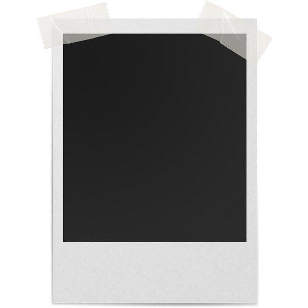 Polaroid Photo 3 ❤ liked on Polyvore featuring frames - polaroid template