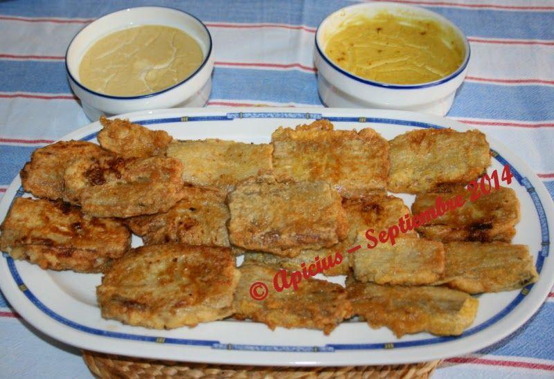 Sándwiches de pencas de acelga con bechamel de jamón | La Cocina Paso a Paso