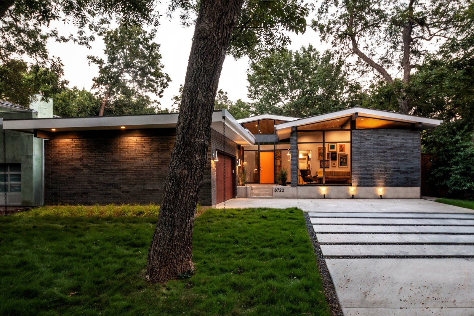 House Tw By M Gooden Design Dallas Mid Century Modern Mid