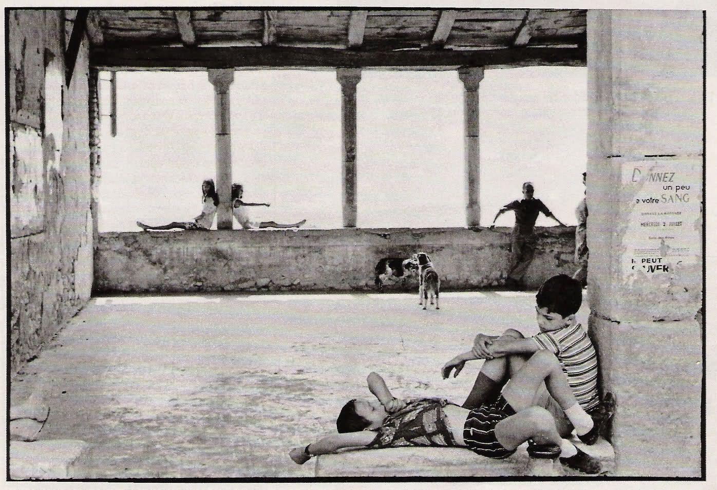 """Henri Cartier-Bresson """"Francia 1969"""""""