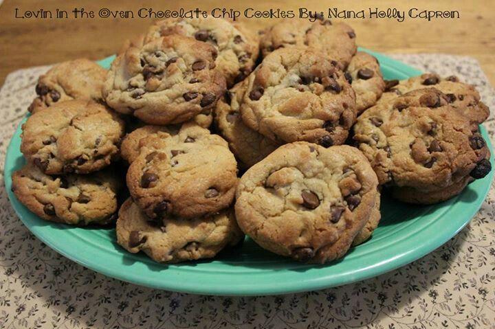 Loving in the ocean Chico chip cookies