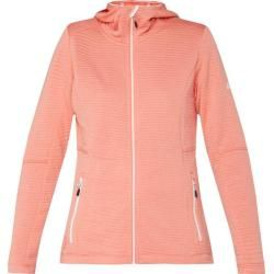 Photo of Mckinley women's power stretch jacket Aami, size 34 in mélange / red light, size 34 in mélange / red light