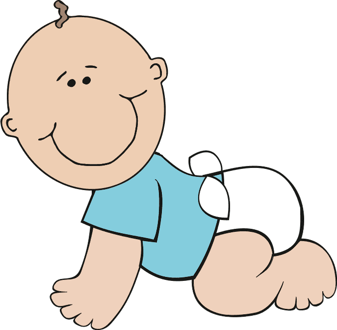 Baby Boy Cartoon Clipart Clipart Panda Free Clipart Images Baby Clip Art Baby Cartoon Free Baby Stuff