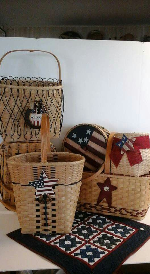 Awesome collection of baskets