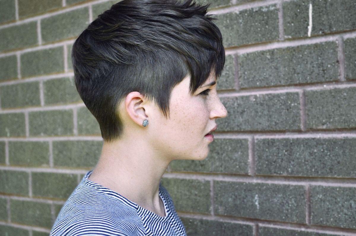 Hair Cuts, Short Hair