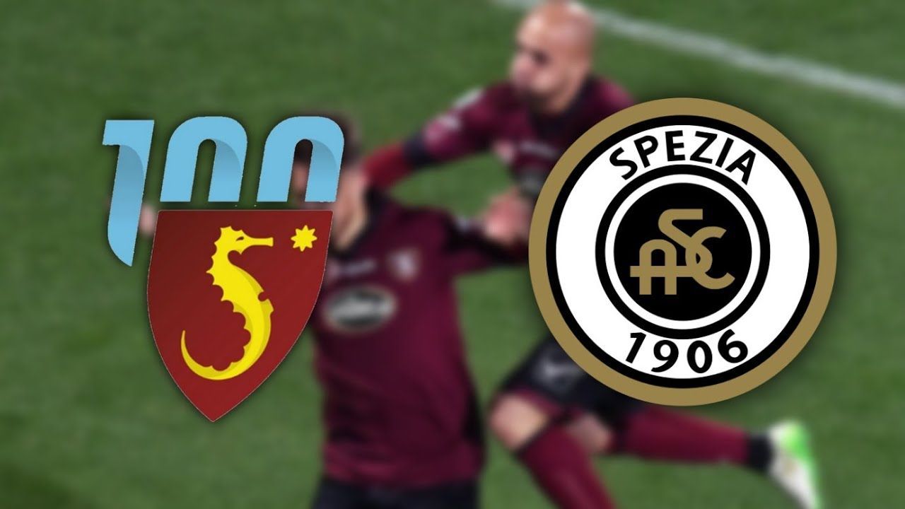 Salernitana Vs Spezia Match Highlights Di 2020