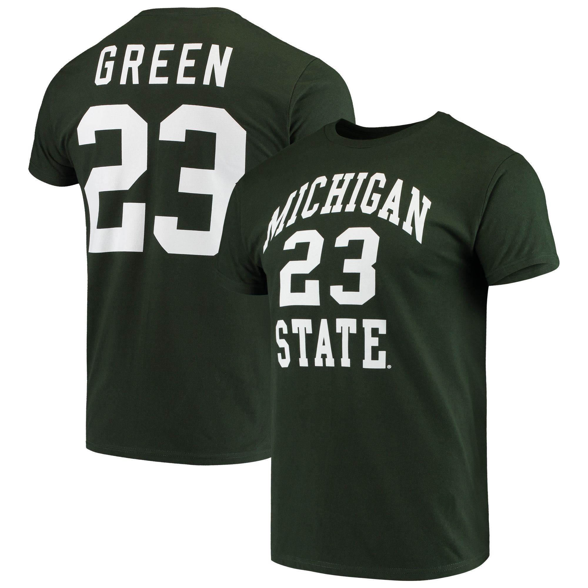 College draymond green michigan state spartans original