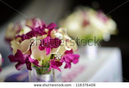 stock photo : Wedding flowers