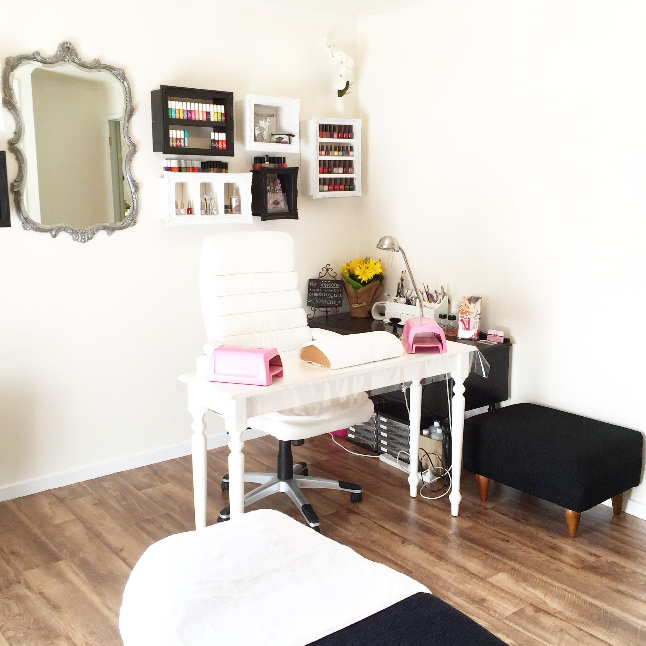 my home nail salon in bendigo australia wwwcolournepinkbendigocom
