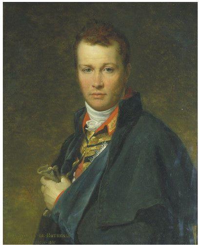 Lord Stuart de Rothesay, Gérard, François-Pascal-Simon