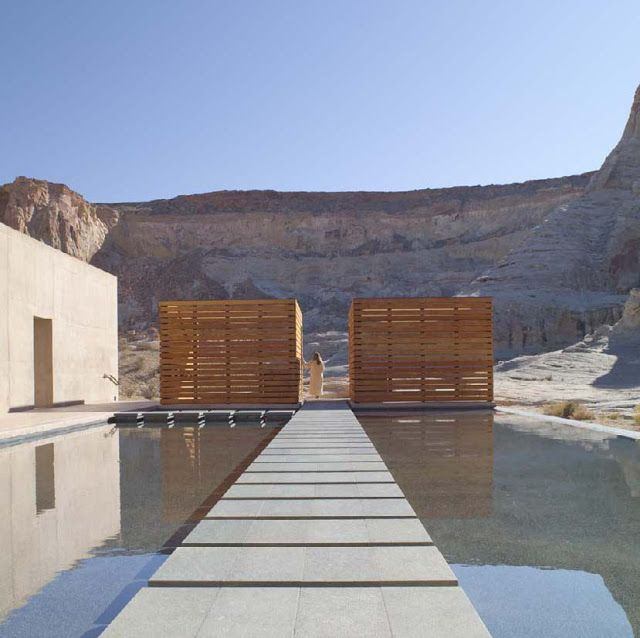 The Uber Luxurious Aman Resorts Has Just Opened Amangiri Resort And Spa In Southern Utah Here Are 47 Amazing Photos Of New Grounds