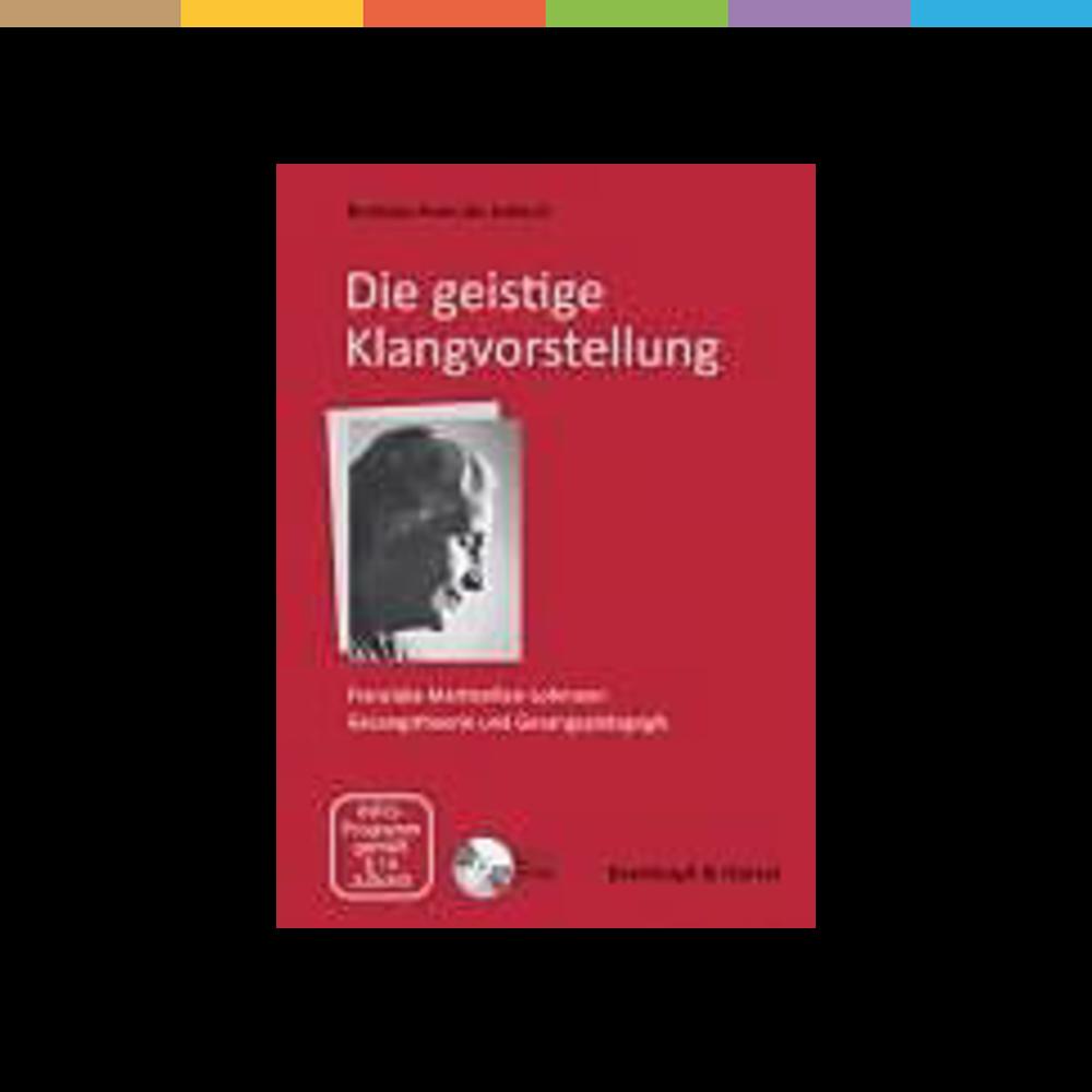 Musikbuch Breitkopf & Härtel Die geistige Klangvorstellung