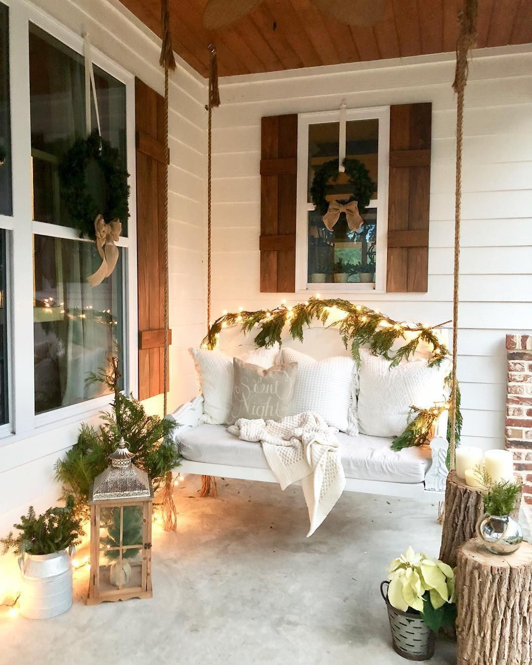 Free DIY Porch Swing Plans & Ideas to Chill in Your Front
