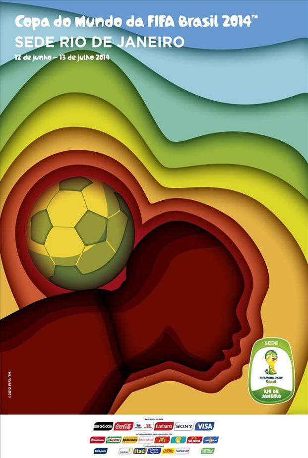 Sede Rio De Janeiro Mascota Del Mundial Mundial De Futbol Dibujos De Futbol