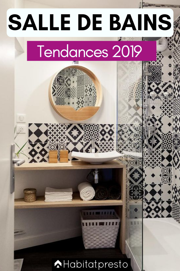 Couleur Tendance Salle De Bain 2019 tendances de salle de bains 2020 : les 7 incontournables