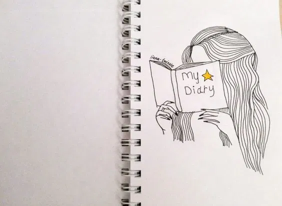 55 Cool Easy Things To Draw In Your Sketchbook Easy Drawings