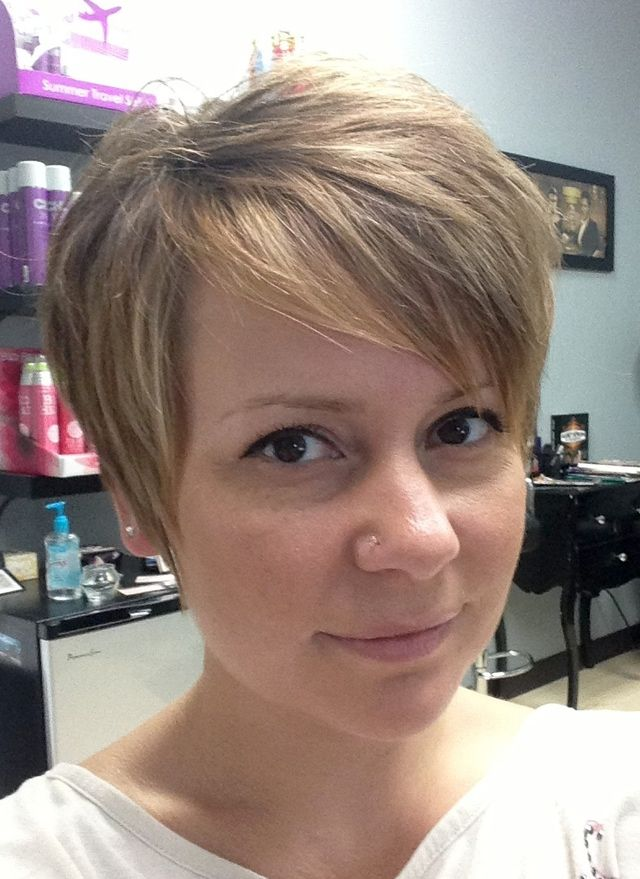 How Do You Grow Out A Pixie Haircut With Style Hair Pinterest