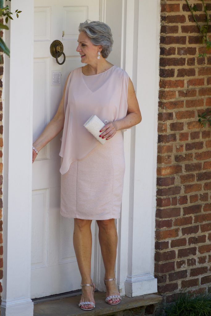 David S Bridal Mother Of The Groom Style At A Certain Age Casual Wedding Attire Wedding Attire For Women Rehearsal Dinner Outfits