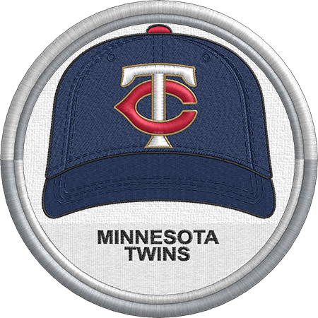 4a91113cfdfdf Minnesota Twins cap - hat - MLB - American League - Major League Baseball -  Created by John Majka