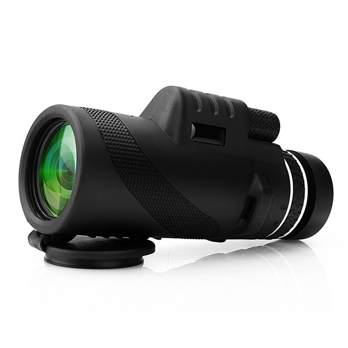 High Quality 40X60 Day /& Night Vision HD Optical Lens Zoom Monocular