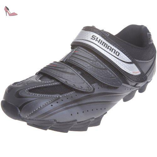 SH-MW7 - Chaussures VTT - Mixte Adulte - Noir - 40 EUShimano C4cLE90m6l