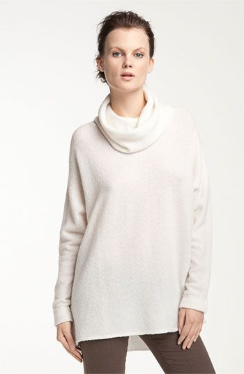 Vince - Bouclé Knit Turtleneck | Wardrobe Wishlist | Pinterest ...