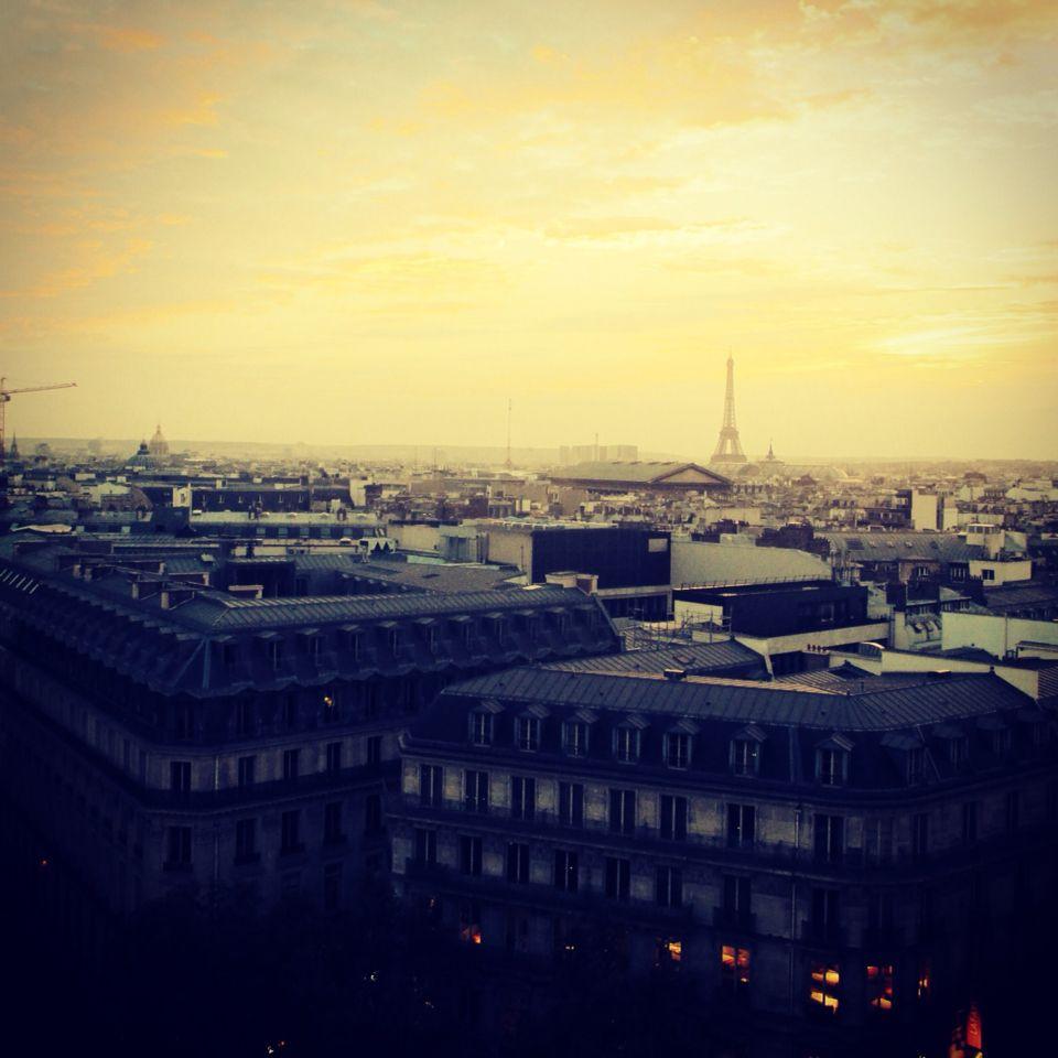 Meravigliosa #parigi