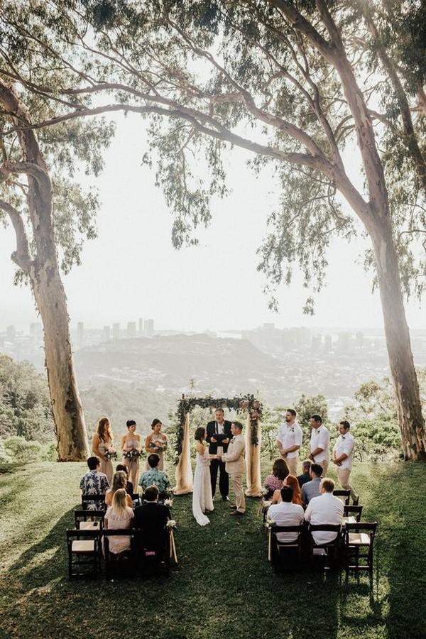 intimate small wedding ceremony ideas #obde #weddingideas9