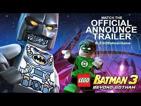 Warner Brothers Interactive and TT Games announced a third DC ...