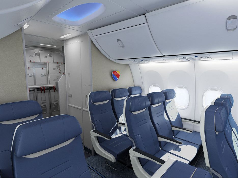 Everything You Need To Know About Southwest S New Seats Seating